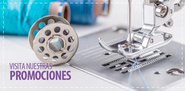 Promociones en repuestos para máquinas de coser